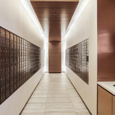 Lobby | Mail Room