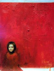 Estina, 40x30 cm, oil on canvas, 2003.