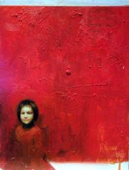 Estina, 40x30 cm, oil on canvas, 2003.