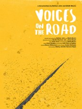 voices on the road-poster