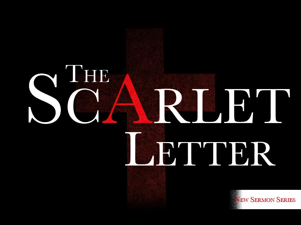 The Scarlet Letter Reflection