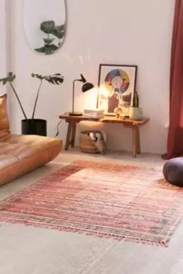 rosalita tufted rug urban outfitters 2021 trends xoosha