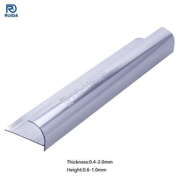 aluminum tile trim strips