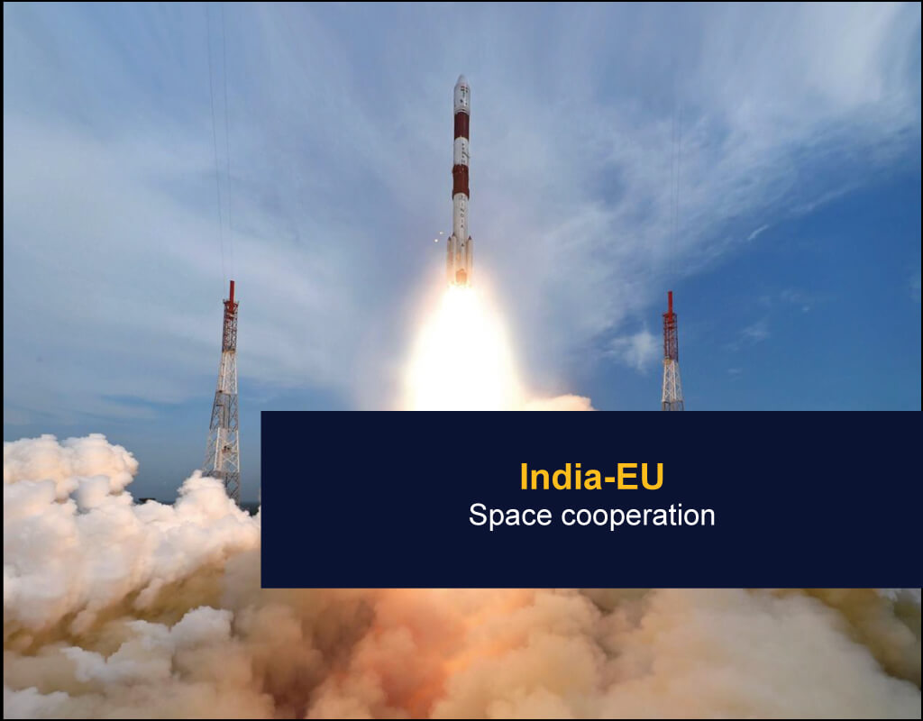 India-EU - Space cooperation - EU India Twinning Think Tanks Initiative