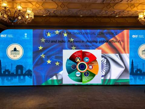 EU-India Think Tanks annual conference-11