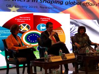 EU-India Think Tanks annual conference-2