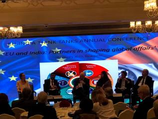 EU-India Think Tanks annual conference-7