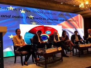 EU-India Think Tanks annual conference-8