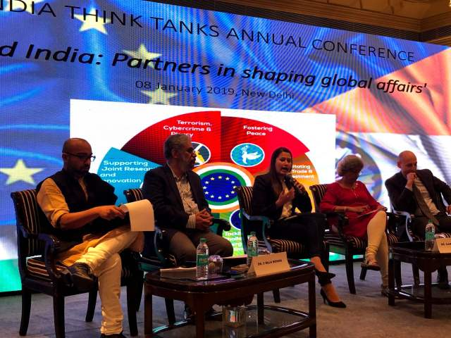 EU-India Think Tanks annual conference-9