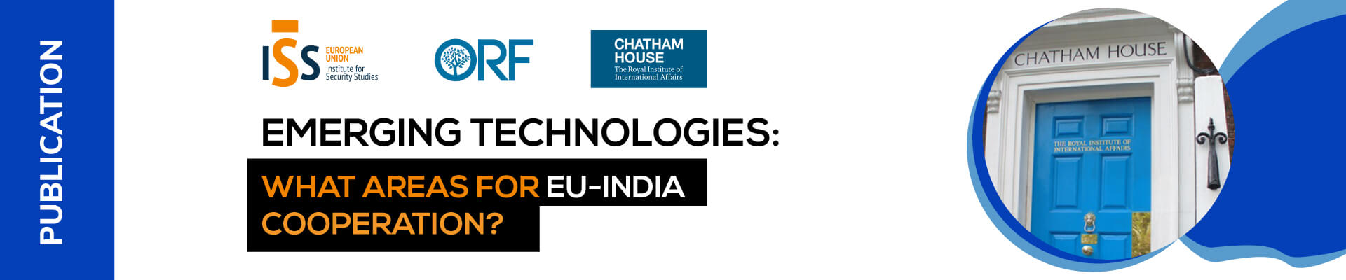 Publication – Emerging technologies – What areas for EU India cooperation