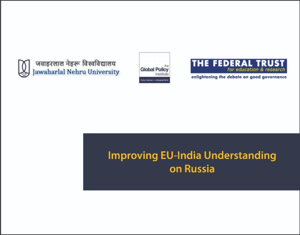 Improving EU-India Understanding on Russia