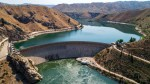 the hydroelectric dam in Idaho