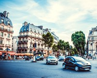 Paris coats roads to tackle heat and traffic noise