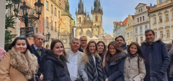 TICTAC: Kick-off meeting in Prague
