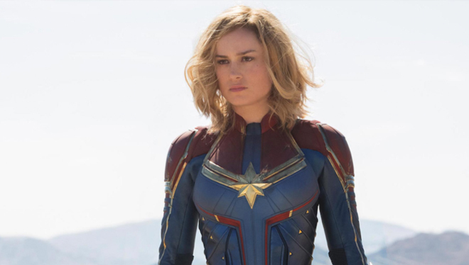 """Primer adelanto de """"Capitana Marvel"""""""