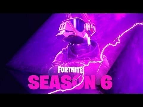 Primera imagen de la Temporada 6 de Fornite