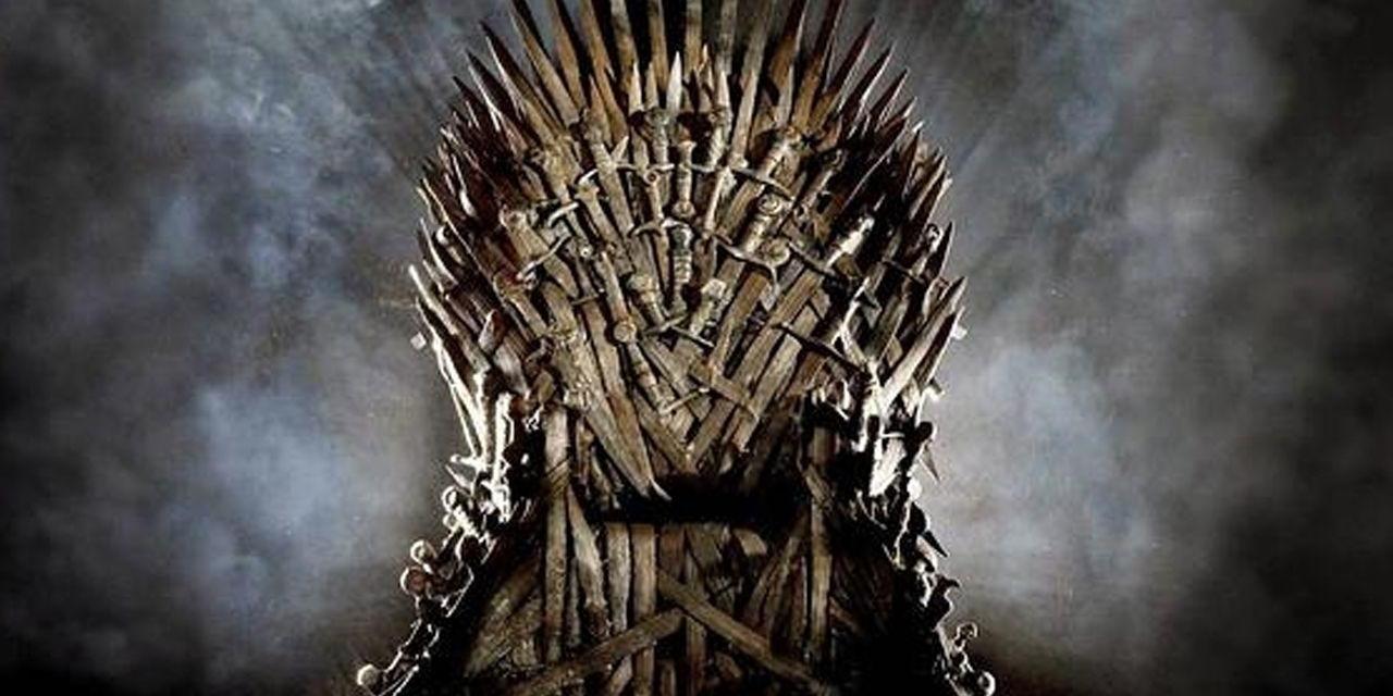 ¿Quieres sentarte en el verdadero trono de hierro?