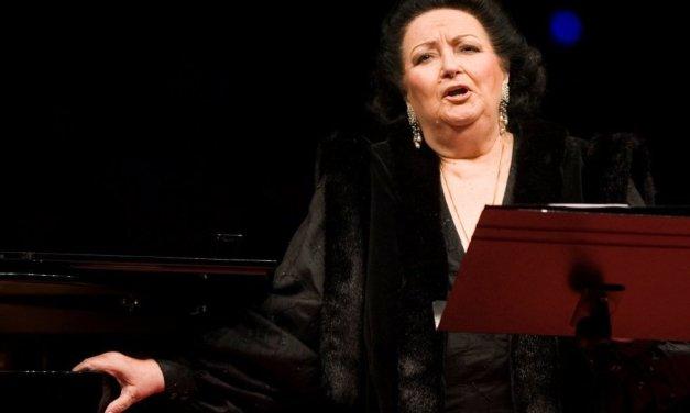 Vida y muerte de Montserrat Caballé