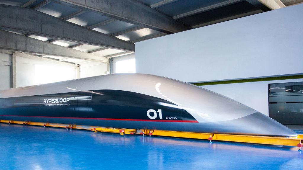 Hyperloop, el tren ultrasónico es casi una realidad