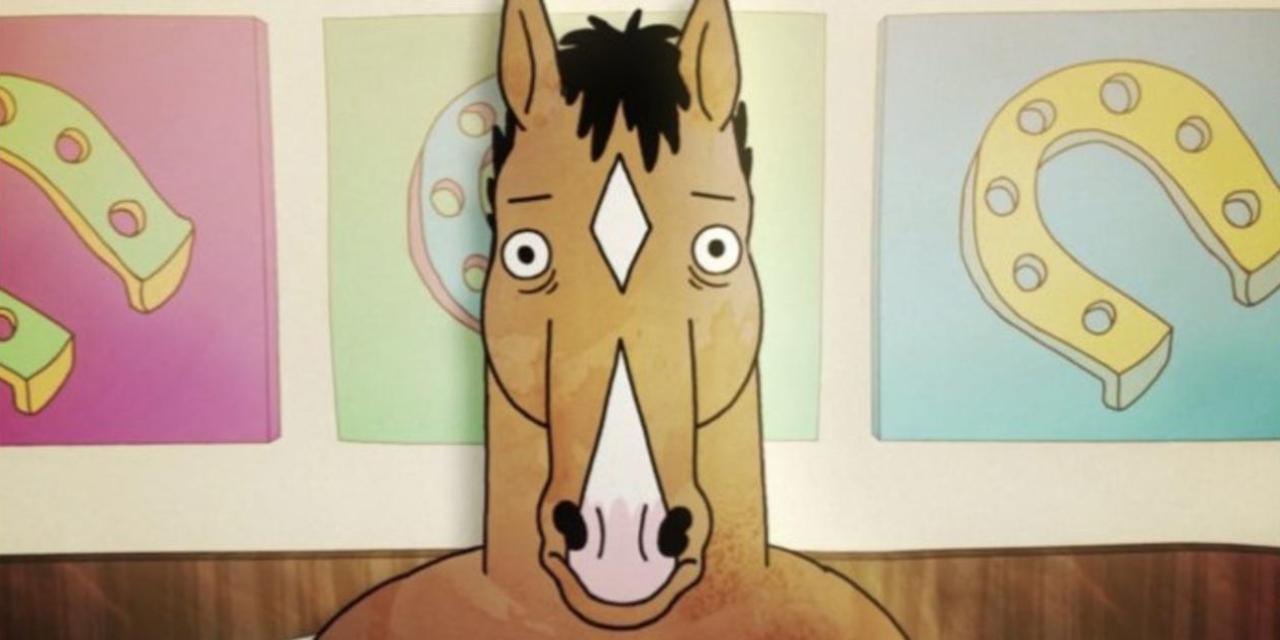 Bojack Horseman es ARTE