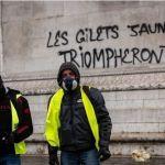 Chalecos amarillos franceses, la extrema derecha y la conexión rusa