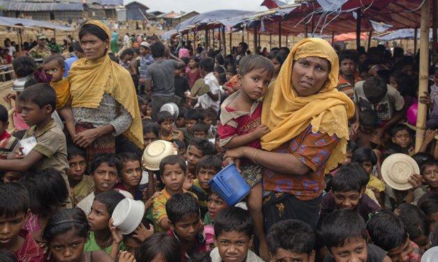 """Rohinyás: """"Nos amenazan de muerte si no nos vamos de la India"""""""