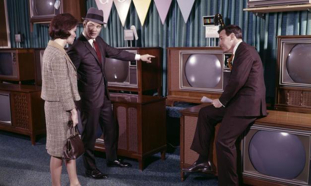 Foto del día: 65 años de la televisión en color