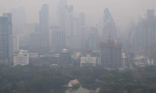 El Gobierno de Tailandia busca reducir la contaminación del aire de Bangkok