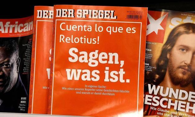 Claas Relotius, el periodista estrella alemán que se inventaba sus reportajes
