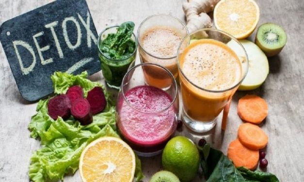 El timo de las dietas Detox