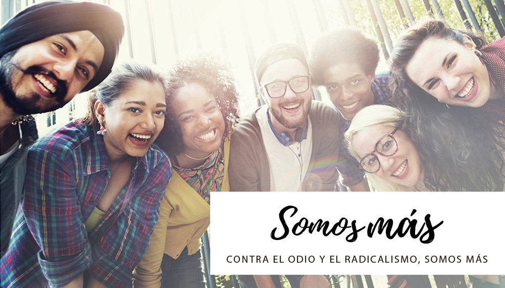 #SomosMás el hashtag contra haters