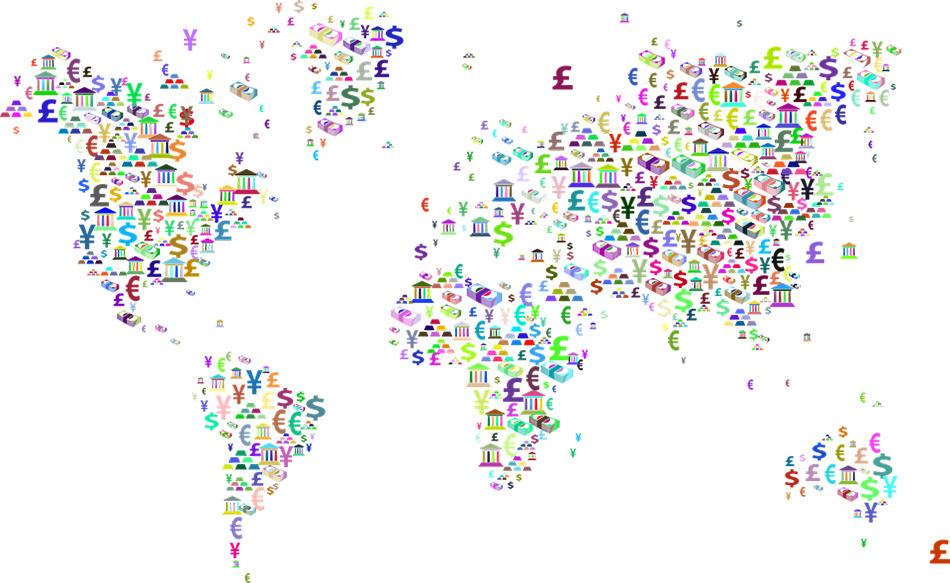 INFOGRAFÍA DEL DÍA: ¿Cómo evolucionarán las grandes economías mundiales en los próximos 10 años?