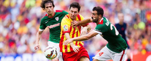 Messi, Balenziaga e Iturraspe serán tres de los protagonistas de la Final de Copa del Rey que disputarán Barça y Athletic Club.