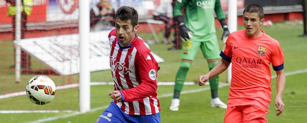 rodrigo medina fotografo sporting gijon asturias futbol molinon