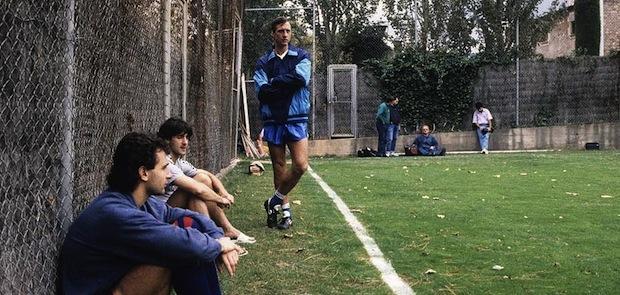 Cruyff training