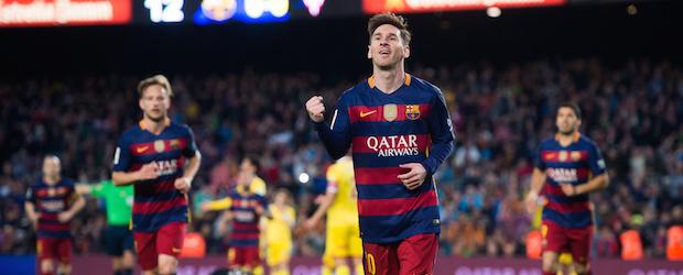 FC Barcelona v Sporting Gijon - La Liga