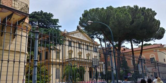 로마-사피엔자3-의대본관
