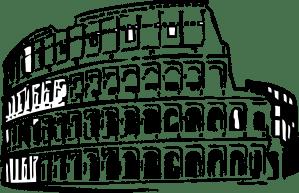 colosseum, roman, building