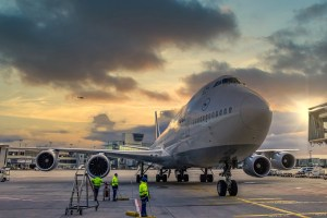 Airplane Aircraft Airport Airliner  - TobiasRehbein / Pixabay