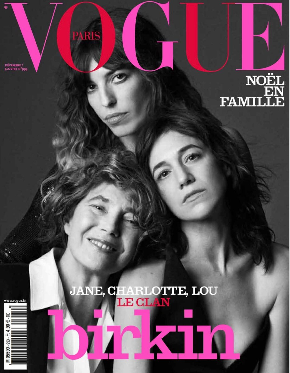 VOGUE PARIS COM O CLÃ BRIKIN