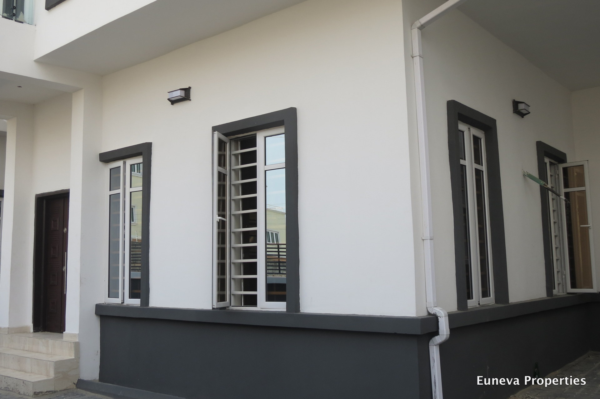Exquisitely Finished 4 unit of 4 Bedroom Fully Detached Duplex