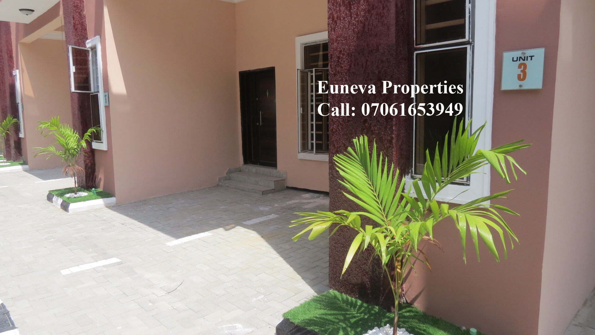 Lovely Spacious 4 Bedroom Serviced Terrace House For Sale within Chevron Environs