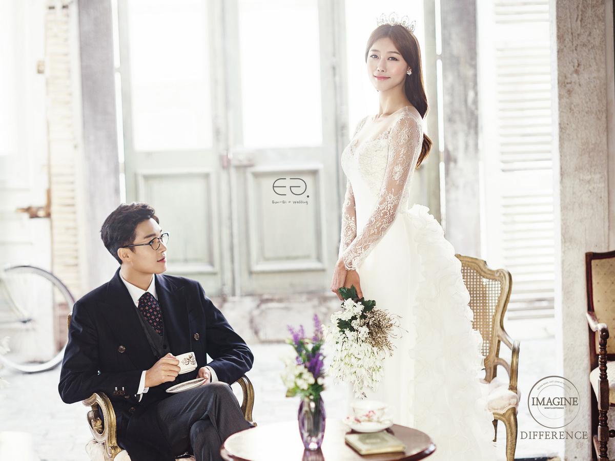Korean Wedding Studio No81 Korea Prewedding Photography