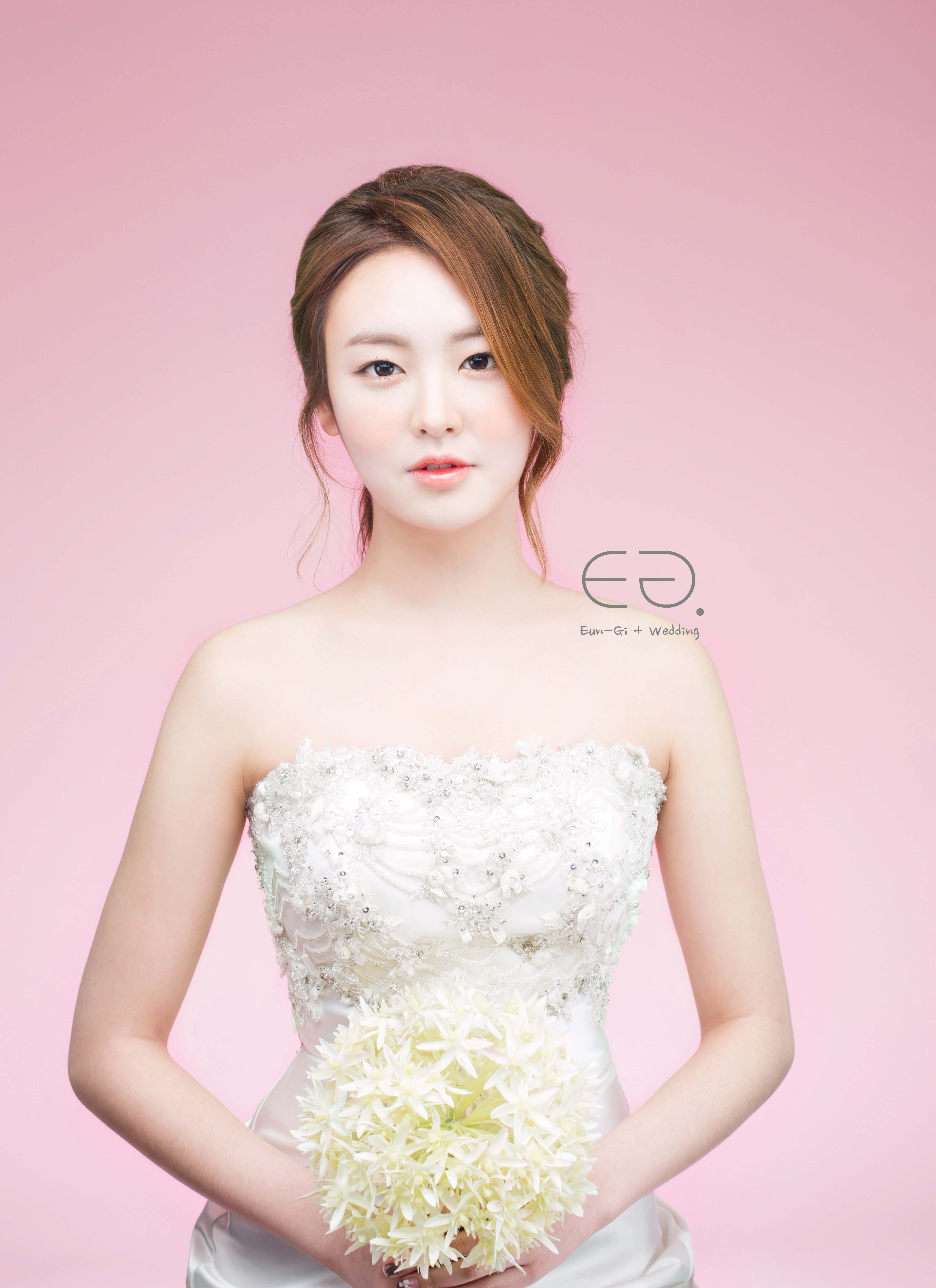 Make Up Wedding Natural Korea : Korean Bridal Make-up and Hairstyle No.9 Korea Prewedding ...