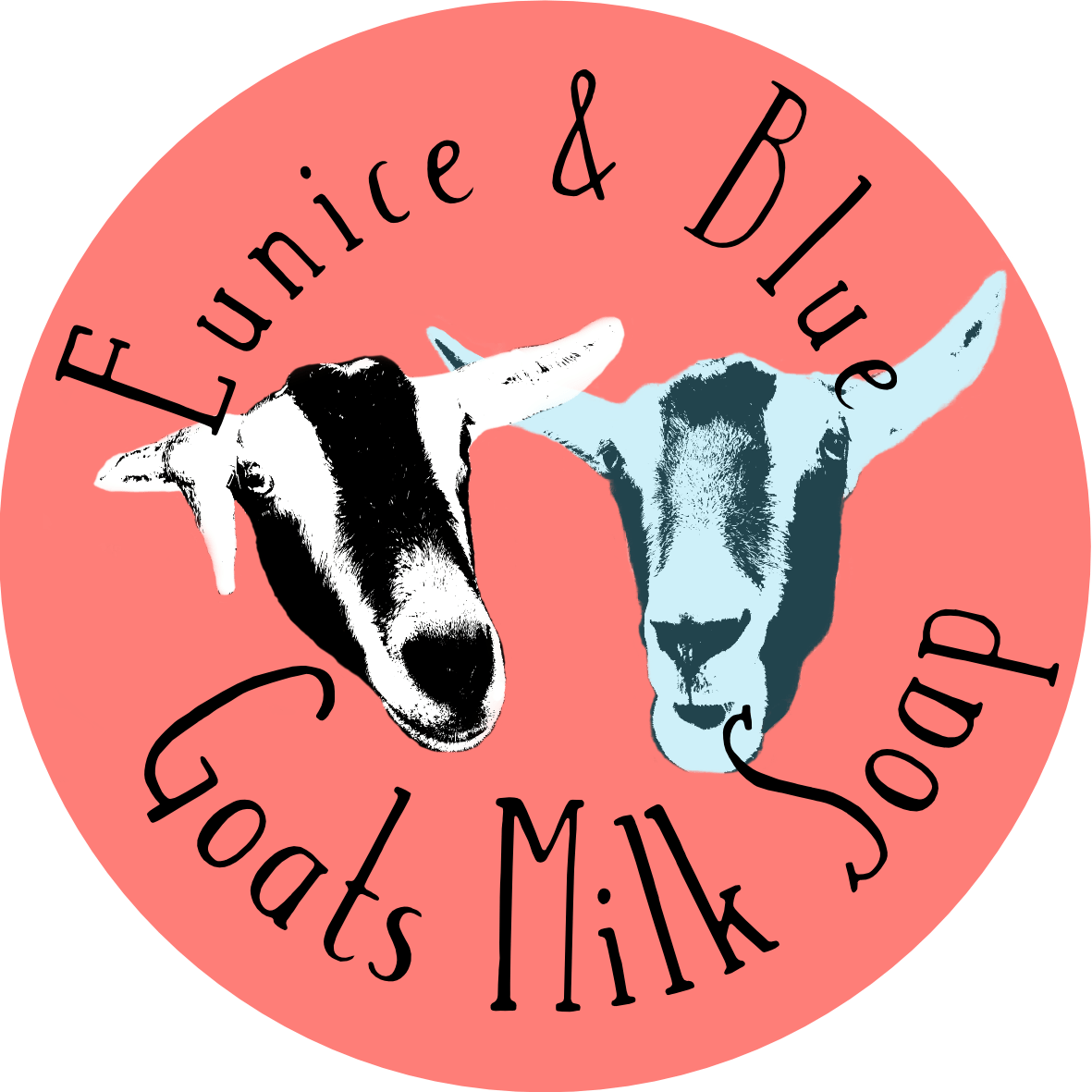 Eunice and Blue Goats Milk Soap