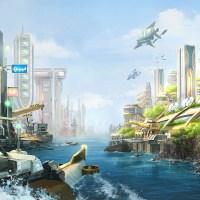Anno 2070, ne craignez pas le futur, écrivez le !