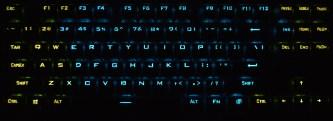 Redragon KUMARA K552 RGB Mechanical Gaming Keyboard with Backlight.