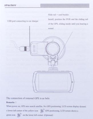 PowerLead Acoo Par002 New FULL HD 1080P Car Camera - Manual page 4.