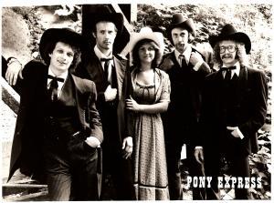 Pony Expess Original Promo shot