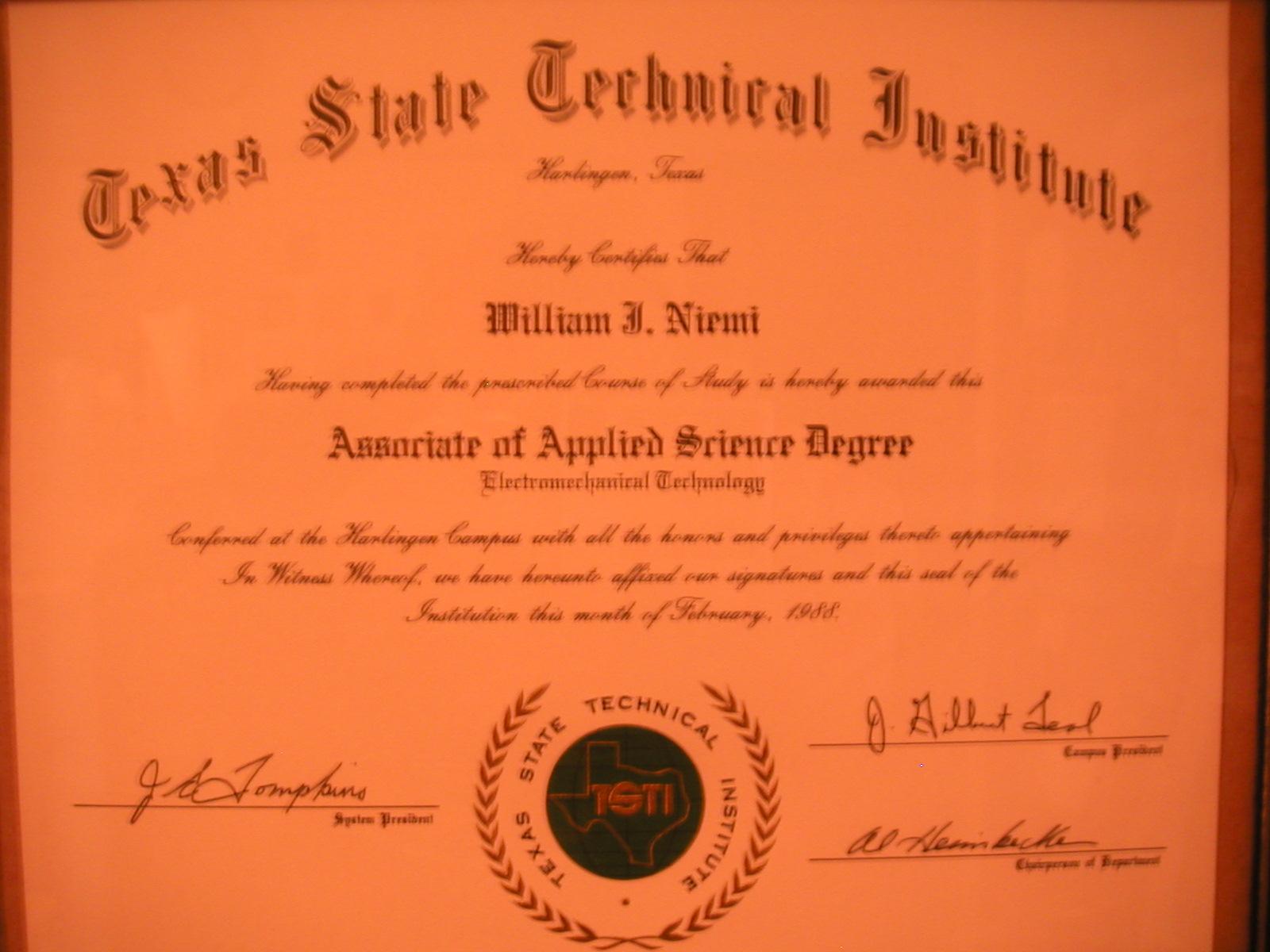 Associate S Degree Robotics And Automation Euphonic Studio At